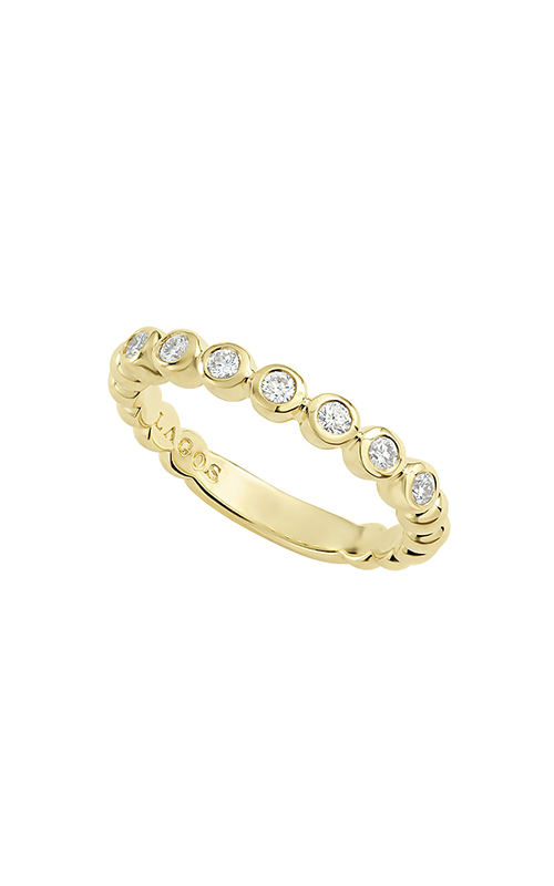 Lagos Caviar Gold Fashion ring 02-10222-007 product image