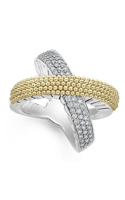 Lagos Caviar Lux Fashion ring 02-80716-DD7 product image