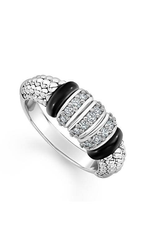 Lagos Black Caviar Fashion ring 02-80733-CB6 product image