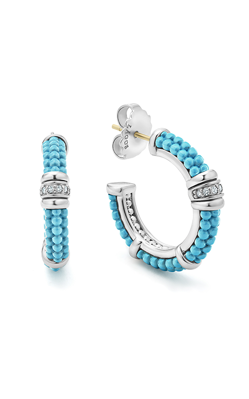 Lagos Blue Caviar Earring 01-81745-CT product image
