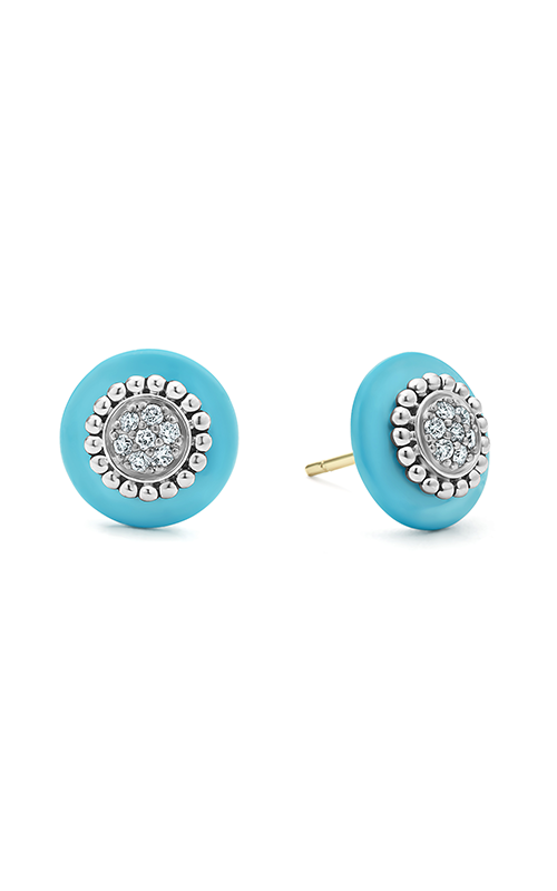 Lagos Blue Caviar Earring 01-81878-CT product image