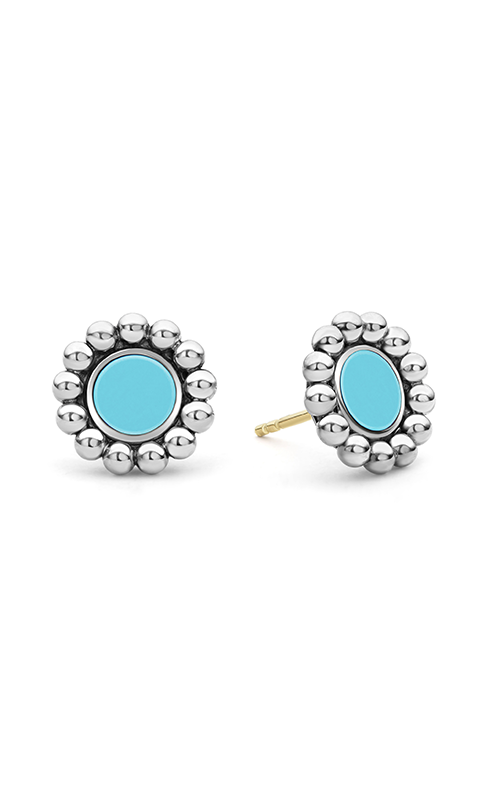 Lagos Blue Caviar Earring 01-81892-CT product image