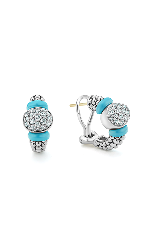 Lagos Blue Caviar Earring 01-81915-CT product image