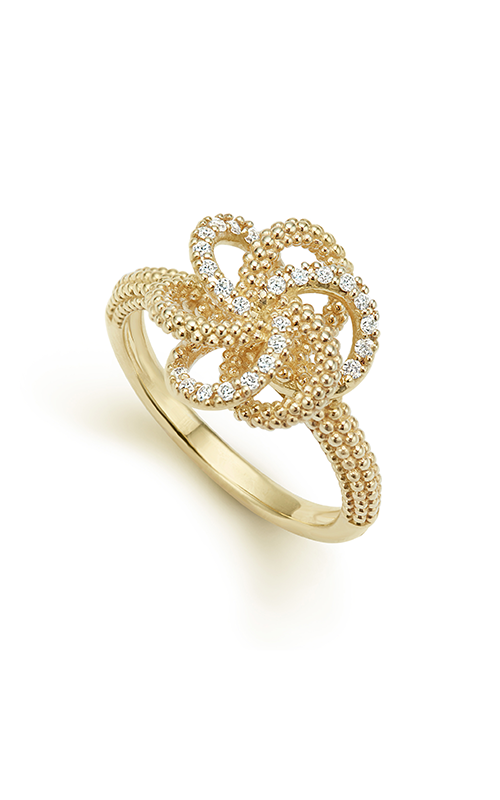 Lagos Love Knot Fashion ring 02-10229-7 product image