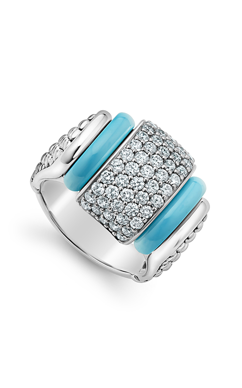 Lagos Blue Caviar Fashion ring 02-80722-CT7 product image
