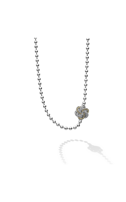 Lagos Love Knot Necklace 04-81034-34 product image