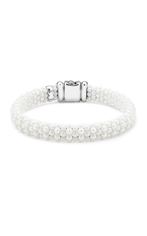 Lagos White Caviar Bracelet 05-81017-CWM product image
