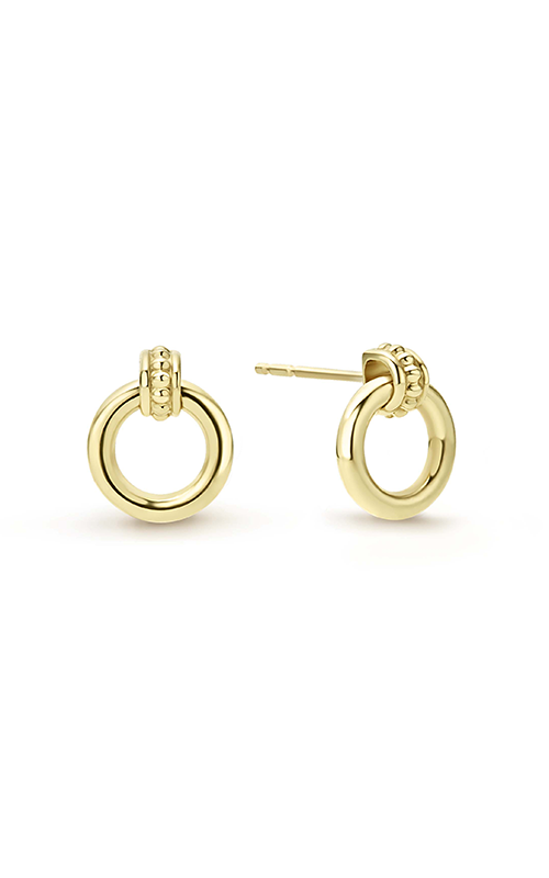 Lagos Caviar Gold Earring 01-11095-00 product image
