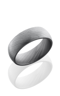 Lashbrook Damascus Steel D8D BEAD