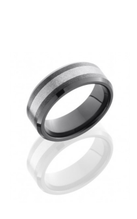 Lashbrook Tungsten Ceramic TCR8335-STONE