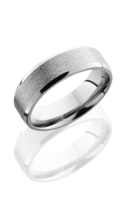 Lashbrook Titanium Wedding Band 6B product image