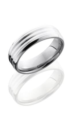 Lashbrook Titanium Wedding band 6BDDD14 SS product image