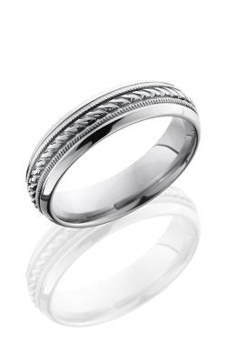 Lashbrook Titanium Wedding band 6D2MILROPE product image