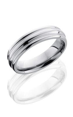 Lashbrook Titanium Wedding band 6RED product image