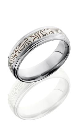 Lashbrook Titanium Wedding band 7DGE13 MSSSH product image