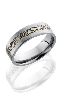 Lashbrook Titanium Wedding band 7F13 M14KWSH product image
