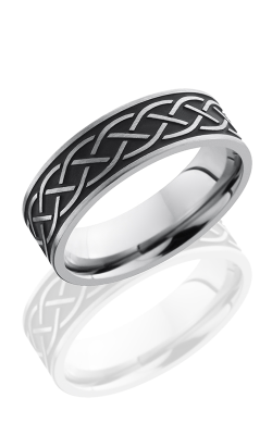 Lashbrook Titanium Wedding band 7FCELTIC8A2 product image