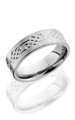 Lashbrook Titanium Wedding band 7FCELTICLOOP product image