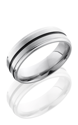 Lashbrook Titanium Wedding Band 7FGE11A product image