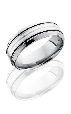 Lashbrook Titanium Wedding band 8B21A SS product image