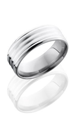 Lashbrook Titanium Wedding band 8BDDD16 SS product image
