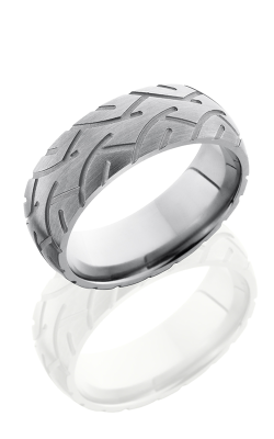 Lashbrook Titanium Wedding Band 8DCYCLE2 product image