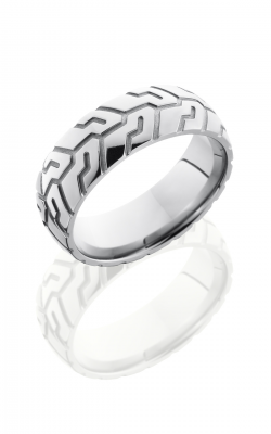 Lashbrook Titanium Wedding Band 8DCYCLE41 product image