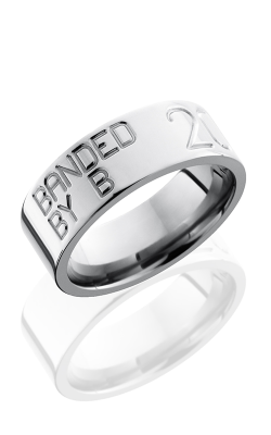 Lashbrook Titanium Wedding band 8FDUCK product image
