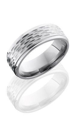 Lashbrook Titanium Wedding Band 8FGE Disc 1 product image