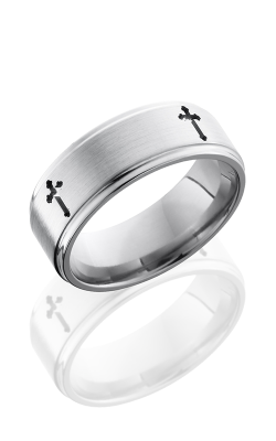 Lashbrook Titanium Wedding Band 8FGE4X product image