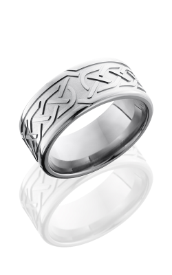 Lashbrook Titanium Wedding band 9FCELTIC5 product image