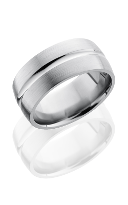 Lashbrook Titanium Wedding band 10DC product image