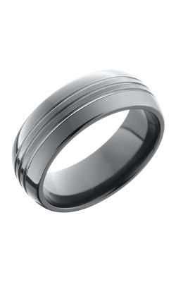 Lashbrook Zirconium Wedding band Z8D3 5 product image