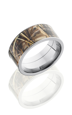 Lashbrook Camo Wedding Band CAMO10F19 RTMAX4 POLISH product image