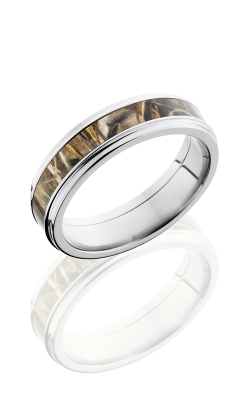 Lashbrook Camo Wedding band CAMO6FGE13 RTMAX4 POLISH product image
