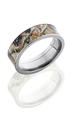 Lashbrook Camo Wedding Band CAMO7F16 RTAP POLISH product image