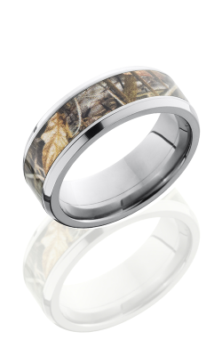 Lashbrook Camo Wedding Band CAMO8B15 RTMAX4 POLISH product image