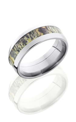 Lashbrook Camo Wedding Band CAMO8D14 MOSSYOAK POLISH product image