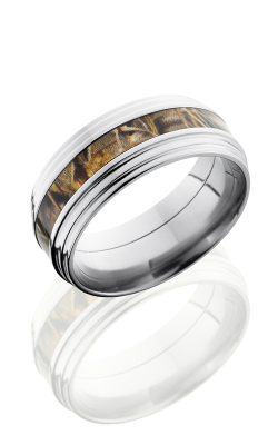 Lashbrook Camo Wedding Band CAMO9FGG13 RTMAX4 POLISH product image