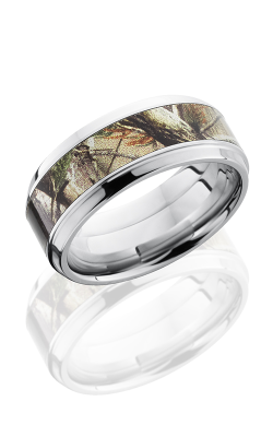 Lashbrook Camo Wedding Band CCCAMO9B15 S RTAP POLISH product image