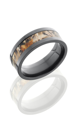 Lashbrook Camo Wedding Band ZCAMO8F14 RTMAX4 POLISH product image