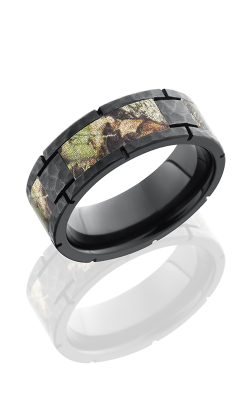Lashbrook Camo Wedding band ZCAMO8F4SEG MOSSYOAK HAMMER product image