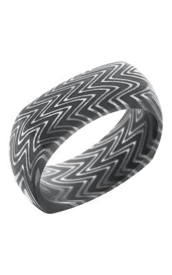 Lashbrook Damascus Steel D8DSQZEBRA ACID product image