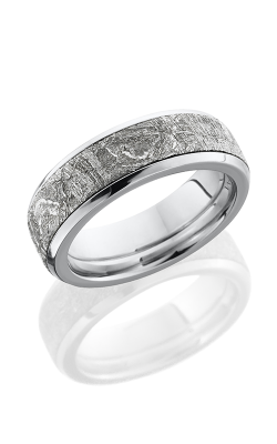 Lashbrook Meteorite Wedding Band CC7CB15-METEORITE POLISH product image