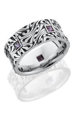 Lashbrook Cobalt Chrome Wedding band CC10F5SEG LCVESCHER15XALEX product image