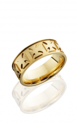 Lashbrook Precious Metals Wedding Band 90056 product image