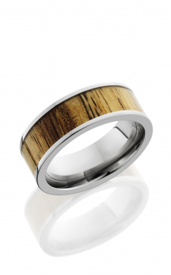Lashbrook Hardwood Collection Wedding Band 90114 product image