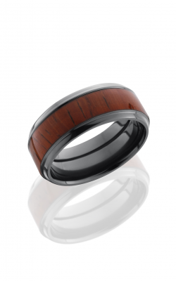 Lashbrook Hardwood Collection Wedding Band 90121 product image
