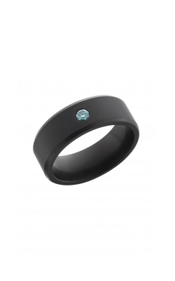 Lashbrook Elysium Wedding band E8BDIA.10BLUE MATTE-POLISH product image