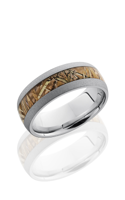Lashbrook Camo Wedding Band CC8D14 KINGSFIELD SANDBLAST product image